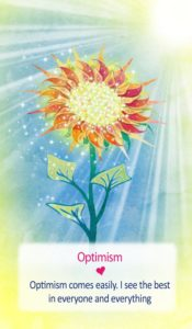 thetahealing, optimism, feeling work